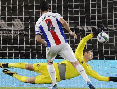 Bournemouth Taklukkan Crystal Palace Lewat Drama Adu Penalti di Piala Liga Inggris