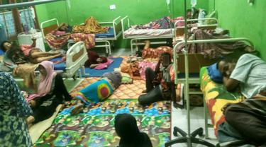 Belasan Warga di Aceh Diserang Penyakit Misterius
