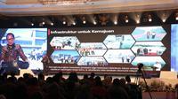 Sambutan Mendagri Tito Karnavian dalam Rapat Koordinasi Teknis Perencanaan Pembangunan (Kortekrenbang) Tahun 2020 di Surabaya, Jawa Timur, Rabu (4/3/2020). (Ist)