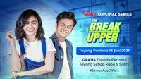Febby Rastanty dan Kevin Ardilova dalam Vidio Original Series The Break Upper. (Dok. Vidio)