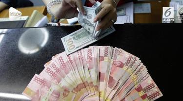 Rupiah terus menunjukan penguatan terhadap Dolar AS. Rupiah semakin menguat sejak adanya gencatan senjata perang dagang China-AS.