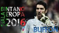 Kumpulan aksi hebat Gianluigi Buffon kiper timnas Italia saat menjaga gawang Juventus di kompetisi Serie A Italia.