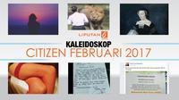 banner grafis kaleidoskop Citizen Februari 2017