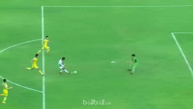 Berita video eks pemain Persela, Kosuke Uchida, mengantarkan klub Myanmar, Yangon United, belum terkalahkan di Piala AFC 2018. This video presented by BallBall.