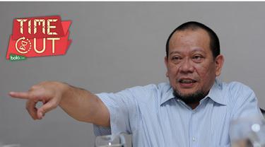 Ketua Umum PSSI, La Nyalla Matalitti tersangkut kasus korupsi dan menolak untuk mundur dari jabatannya tersebut.