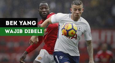Berita Video dua bek yang harus didatangkan Manchester United demi memperkuat lini belakang Setan Merah.