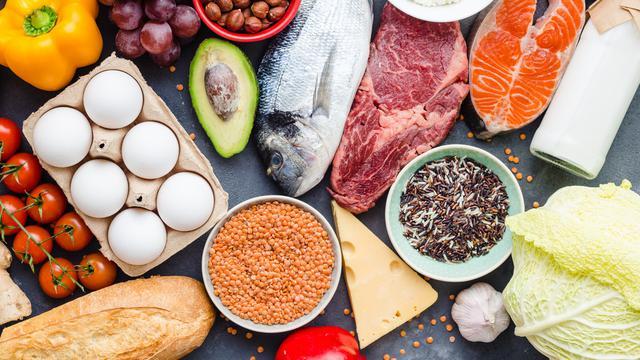 Gambar Makanan 4 Sehat 5 Sempurna Dan Perbedaannya Dengan Pedoman Gizi Seimbang Hot Liputan6 Com