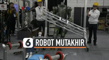 robot mutakhir