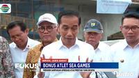 Indonesia Berprestasi di Sea Games, Menpora Berikan Bonus Kepada Ratusan Atlet. sumberfoto: Indosiar