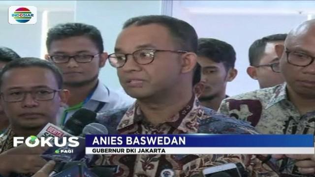 Anies Baswedan tanggapi santai dan tekankan akan fokus bekerja, meski tuai kritik DPRD DKI pada 100 hari masa kerjanya.