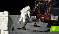 Nvidia Reka Ulang Pendaratan Apollo 11 di Bulan dengan Teknologi RTX - Kredit: Nvidia