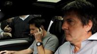 DIHUKUM - Ayah Lionel Messi, Jorge, dijatuhi hukuman 18 tahun penjara akibat kasus penggelapan pajak. (BBC)