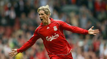 5 Bomber Ganas Liverpool di Pentas Premier League