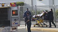 Korban luka dalam penembakan massal di  Saugus High School, Santa Clarita, California. (Rick McClure via AP)