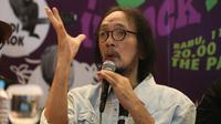 Preskon Konser Yockie Suryo Prayogo (Nurwahyunan/bintang.com)
