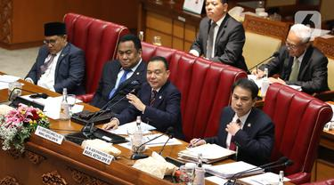 DPR Gelar Rapat Paripurna Masa Persidangan II