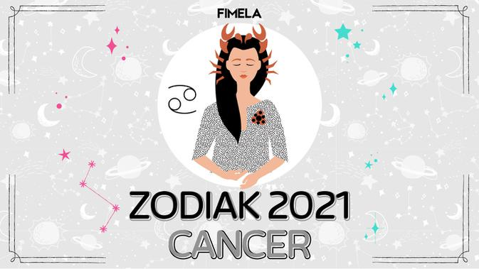 Ramalan Zodiak Cancer Tahun 2021 Untuk Cinta Karir Dan Keuangan Lifestyle Fimela Com