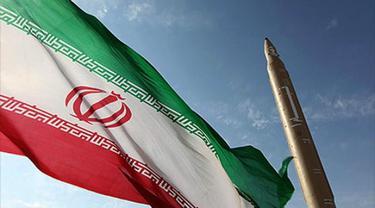 Ilustrasi nuklir Iran
