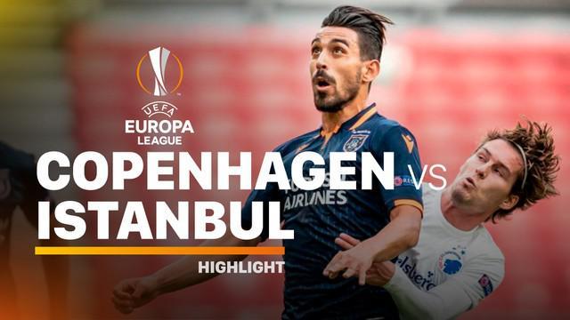 Berita video highlights leg II babak 16 besar Liga Europa 2019-2020, Copenhagen menang 3-0 atas Istanbul Basaksehir dan melangkah ke perempat final untuk menghadapi Manchester United.