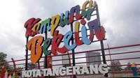 Para peserta SAIK 2018 akan diajak berkeliling ke beberapa destinasi menarik yang ada di Kota Tangerang dengan menggunakan Bus TAYO.