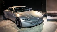 Aston Martin DB10 dibangun di atas platform milik DB9.