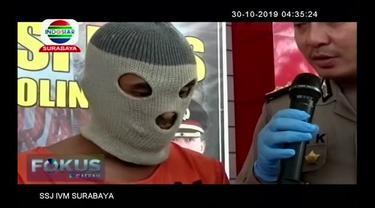 Seorang warga Kabupaten Probolinggo ditetapkan sebagai tersangka kasus pembunuhan terhadap tetangganya sendiri. Pelaku mengaku memiliki dendam terhadap korban yang sempat berselingkuh dengan istrinya.