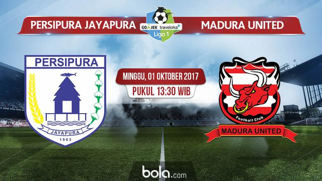 Persipura Jayapura Vs Madura United