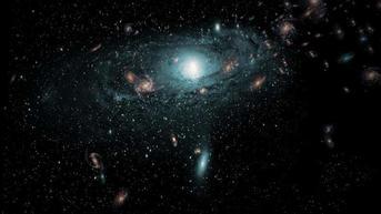 NASA Deteksi Pertanda Planet di Luar Galaksi