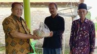 Alokasi bantuan benih bawang merah dari Direktorat Jenderal Hortikultura Kementan.