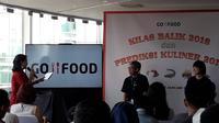 Go-Food memprediski makanan sehat dan jajanan unit jadi tren pada 2019(Www.sulawesita.com)