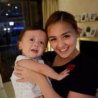 Joanna Alexandra dan Ziona Eden Alexandra. (Foto: instagram.com/joannaalexandra)