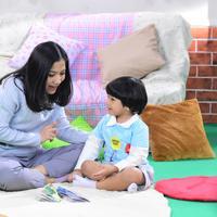 Kodomo Challenge menyediakan beragam konten edukasi untuk anak-anak usia dini termasuk materi terkait Covid-19 (Foto: Dok. Kodomo Challenge)