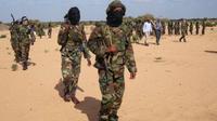 Kelompok militan al-Shabab. (Source: AFP)