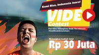 """Bank BNI telah menyiapkan hadiah total Rp 30 Juta untuk para pemenang kontes video """"Kami Bisa, Indonesia Juara"""". Posting video kamu dengan tagar #KamiBisaIndonesiaJuaraVlog."""