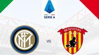 Serie A - Inter Milan Vs Benevento (Bola.com/Adreanus Titus)