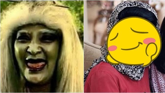 6 Potret Terbaru Farida Pasha Pemeran Mak Lampir Di Misteri Gunung Merapi Hot Liputan6 Com