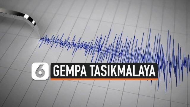 Tasikmalaya sebelah tenggara diguncang gempa tektonik dengan magnitudo 4,8. Gempa ini tidak menyebabkan tanda tsunami.