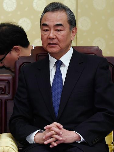 Luhut Pandjaitan Bertemu Menlu China