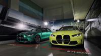Ini Istimewanya BMW M3 Competition dan M4 Coupe Competition (ist)