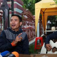 Aris Idol dan Sang Alang (Deki Prayoga/Bintang.com)