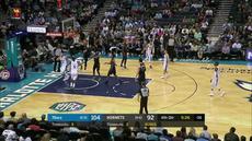 Berita video game recap NBA 2017-2018 antara Philadelphia 76ers melawan Charlotte Hornets dengan skor 119-102.