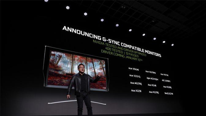 CEO Nvidia, Jensen Huang. Dok: wccftech.com