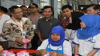 Pabrik milik PT Changshin Reksa Jaya ini merupakan pengembangan pabrik milik Changshin Group di Karawang, Jawa Barat.