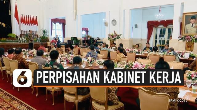Masa pemerintahan Presiden Joko Widodo dan Wapres Jusuf Kalla (JK) akan berakhir segera mendatang. Jokowi tetap melanjutkan kepemimpinannya bersama Wapres terpilih Ma'ruf Amin, sementara JK purna tugas.