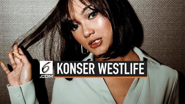 Marion Jola mendapatkan kesempatan untuk menjadi penyanyi pembuka di konser Westlife.Rencananya Westlife menggelar konser di Gelora Sriwijaya Palembang pada 18 Agustus 2019.