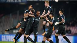 1. Manchester City – 878 juta euro. (AFP/Filippo Monteforte)