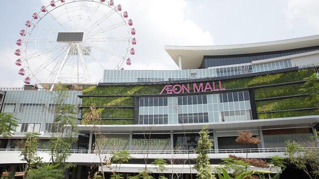 Siap Siap Aeon Mall Akan Hadir Di Jakarta Garden City Lifestyle Liputan6 Com