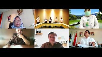 Ramai-ramai Komitmen Rehabilitasi Mangrove dengan Teken Perjanjian Kerja Sama