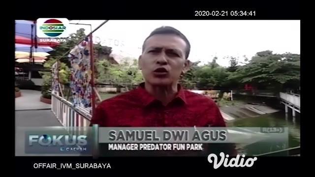 Berawal dari ide membuat penangkaran buaya sebuah objek wisata di Kota Batu, Jawa Timur justru merubah fungsi menjadi tempat hiburan sekaligus edukasi jumlah buaya yang kini mencapai hampir 100 ekor. Menjadi salah satu tempat tujuan wisata.