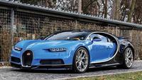 Bugatti Chiron. (Carbuzz)
